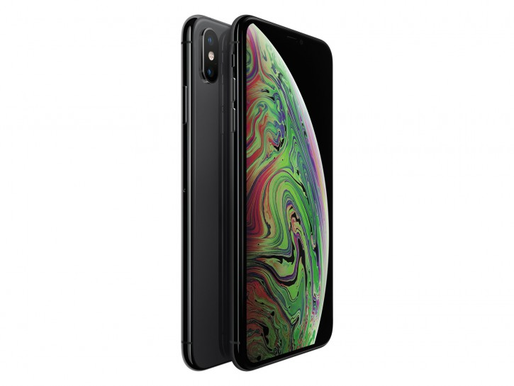 Apple iPhone XS Max 64GB Silver (A1 Austria Simlock) Sehr Gut
